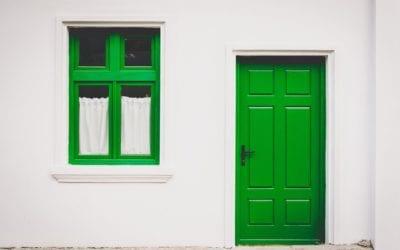 Voors en tegens van het kiezen van een houten voordeur
